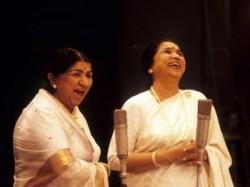 Lata Mangeshkar Asha Bhinsle Re Unite A Song Ae Hawa