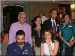 Pics Virat Kohli Anushka Sharma S Candid Moments Australia