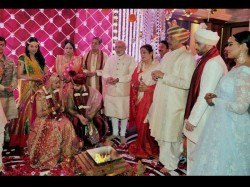 Narendra Modi Attended Sonakshi Sinha Brother Marriage