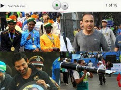 Pics Mumbai Marathon Mumbaikars Run Together A Cause