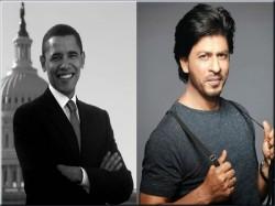 Not Ddlj But One More Connection Between Barack Obama Shahrukh Khan