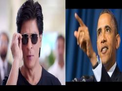Shahrukh Khan Fans Reaction On Barak Obama Speech
