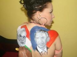 Actress Nataliya Kozhenova S Love For India America Friendship