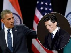 Barack Obama Father Of Beautiful Girls Is Fan Of Shahrukh Khan