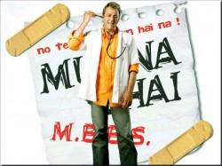 Kahani Ki Band Shahrukh Khan In Munna Bhai Mbbs
