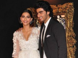 Sonam Kapoor Graduate This Year While Arjun Kapoor Is 12th Fail