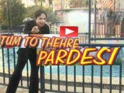 Video Tum To Thehre Pardesi Saath Kyaa Nibhaaoge Altaf Raja Song