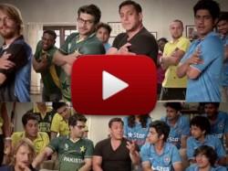 Salman Khan Surprises During World Cup Semifinal Match