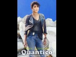Pic Priyanka Chopra S Rough Tough Cop Look Quantico