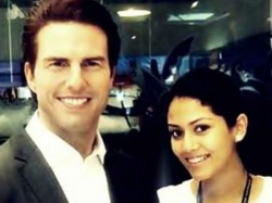 Unseen Pics Shahid Kapoor Wife To Be Mira Rajput With Tom Cruise