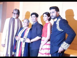 Pictures Mijwan Amitabh Bachchan Shatrughan Sinha Anil Kapoor Ramp Walk With Daughter
