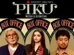 Deepika Padukone S Piku First Weekend Box Office Collection