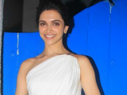 Deepika Padukone Celebrating Because Bombay Velvet Flop