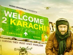 Welcome To Karachi Movie Review In Hindi