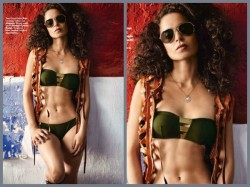 Kangana Ranaut Latest Photoshoot Is Better Than Kareena Deepika