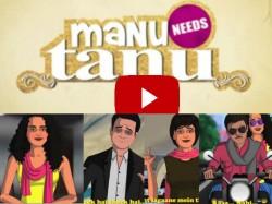 Derogatory Spoof On Madhavan Jimmy Shergill S Tanu Weds Manu