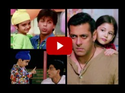 Salman Khan Love Kids Bajrangi Bhaijaan Kick Chiller Party Bodyguard