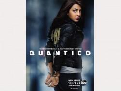 Priyanka Chopra Shares New Quantico Poster