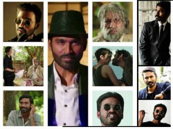 South Superstar Dhanush Is The Perfect Competition To The Khans