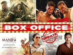 Box Office Report Bollywood Films Released August Drishyam Brothers
