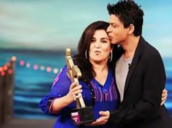 Farah Khan On Working With Shahrukh Khan