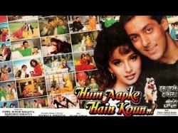 Madhuri Dixit Played Prank With Media But Salman Khan Was Too Smart