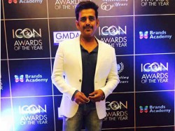 Ravi Kishan Awarded As Icon Of The Year