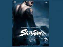 Ajay Devgn Shivaay Struggling Budget