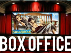 Shaandaar Movie Box Office Report Day 1 Predictions 050797 Pg