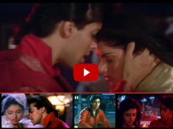Salman Khan Talks About His First On Screen Kiss With Bhagyashree