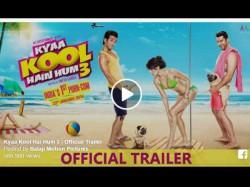 Kyaa Kool Hain Hum 3 Official Trailer Is Vulgar Claims Be Porn Com