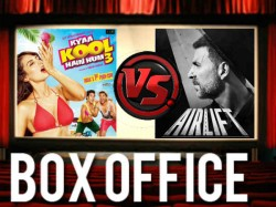 Airlift Kyaa Kool Hain Hum 3 Box Office Opening Occupancy Report