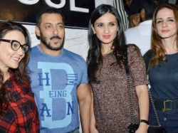 Salman Khan Spotted With Sussanne Khan Having Dinner