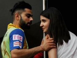Anushka Sharma Virat Kohli Have The Cutest Fight Ever