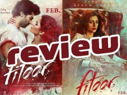 Fitoor Film Review In Hindi Katrina Kaif Aditya Roy Kapoor