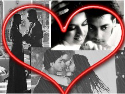 Valentine Day Special Best Romantic Pics Bollywood Couples
