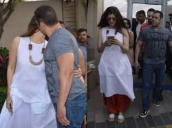 Salman Khan Sangeeta Bijlani Latest Photos Are Perfect Friendship