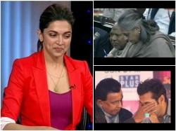 When Bollywood Stars Cried Publically