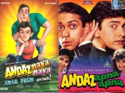 Writer Dilip Shukla Says Andaz Apna Apna Sequel Cannot Be Complete Without Salman Aamir