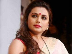Bollywod Actress Rani Mukherjee Unknown Facts