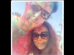 Preity Zinta Celebrated Holi With Husband Gene Goodenough See Photos