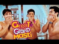 Great Grand Masti Release Date Announced