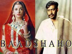 Ajay Devgn Aishwarya Rai Are Perfect Baadshaho Cast