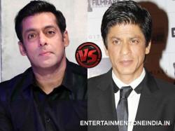 Shahrukh Khan Vs Salman Khan Opening Day Collection Winner