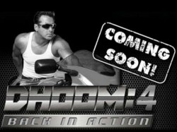 Salman Khan Might Sign Dhoom 4 In
