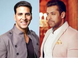 Akshay Kumar Or Salman Khan Who Will Become Box Office King
