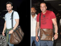 Sanjay Dutt Saif Ali Khan Battle For Akshay Kumar S Rejected Baazaar