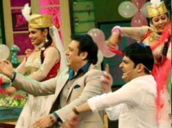 Govinda In The Kapil Sharma Show