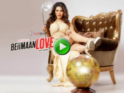 Beiimaan Love Official Trailer Starring Sunny Leone
