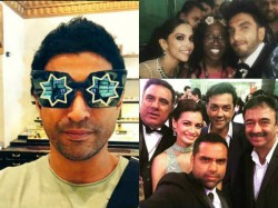 Behind The Scene Pics Of Iifa